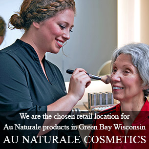 AU NATURALE COSMETICS - The Weiler Academy is Green Bay's only designated Au Naturale retailer.