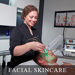 FACIAL SKINCARE - The Weiler Academy provides facial skincare with Phyto 5.