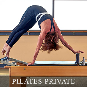 Pilates Private - Workout your core with Weiler Academy Pilates classes.