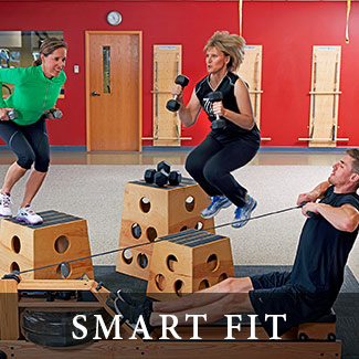 Weiler Academy Smart Fit programs