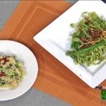 Weiler Academy Basil Pesto and Green Bean Linguine