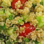 Weiler Academy Green and Fresh Tabbouli
