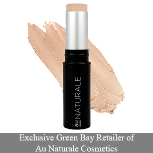 Exclusive Green Bay Retailer of Au Naturale Cosmetics